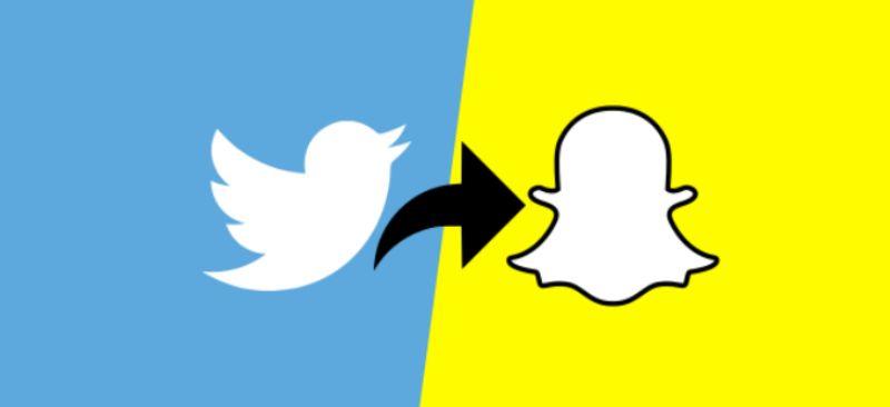 Cómo compartir tweets en historias de Snapchat