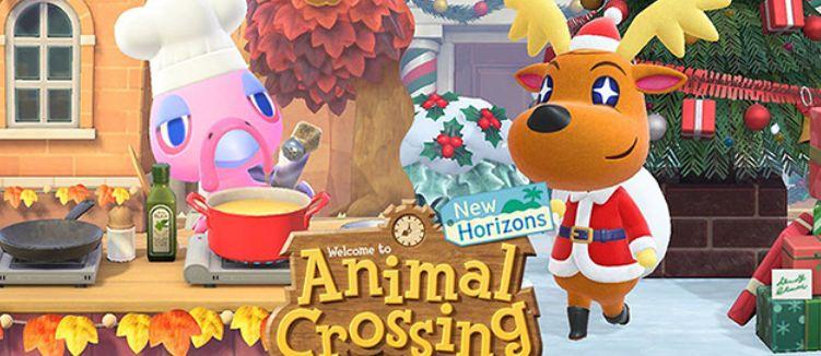 Cómo enviar regalos navideños en Animal Crossing New Horizons