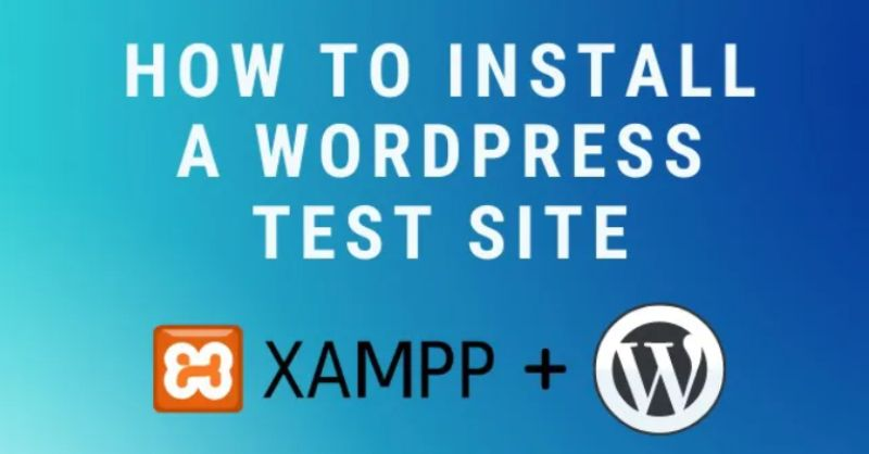 Cómo instalar un sitio de prueba de WordPress en su computadora