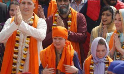 Por qué Justin Trudeau está apoyando a los agricultores que protestan en la India