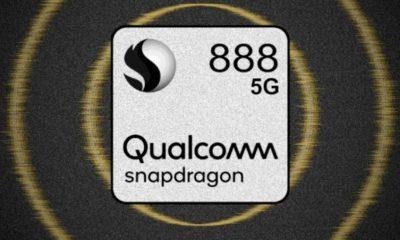 Este es el primer teléfono inteligente Android en usar el chipset Snapdragon 888