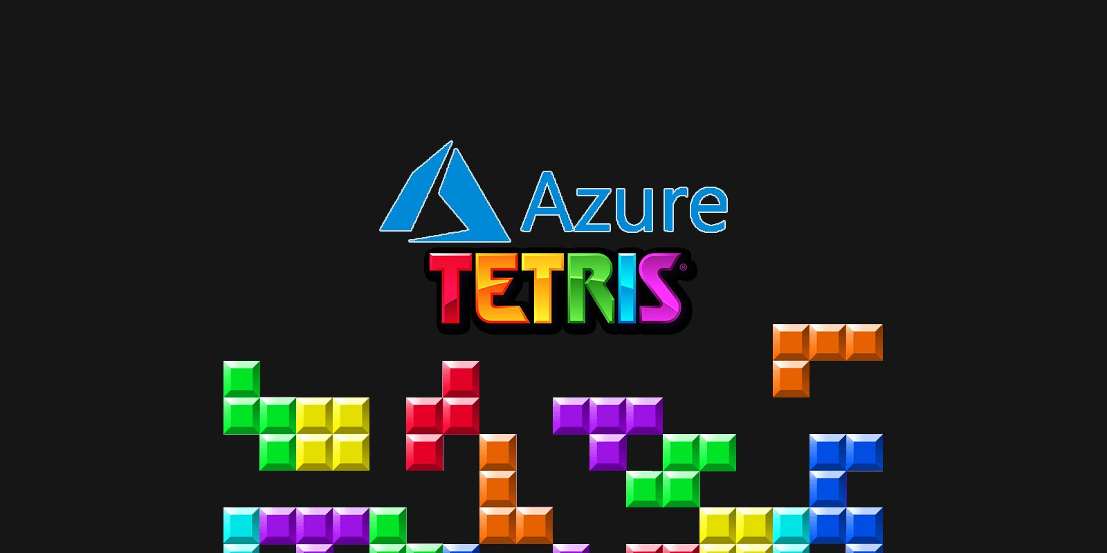 Azure Tetris