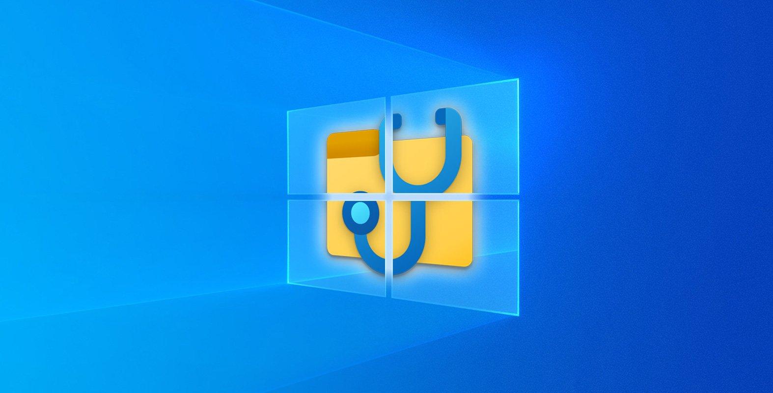 Windows 10 Folder Utility