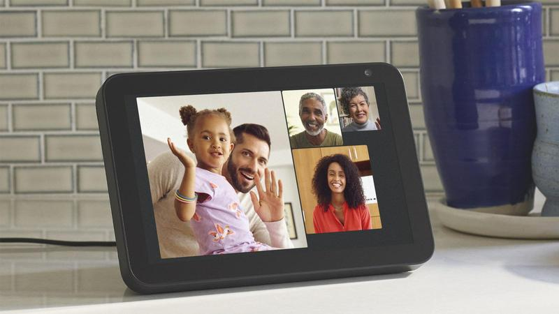how to make calls and group video calls on amazon echo