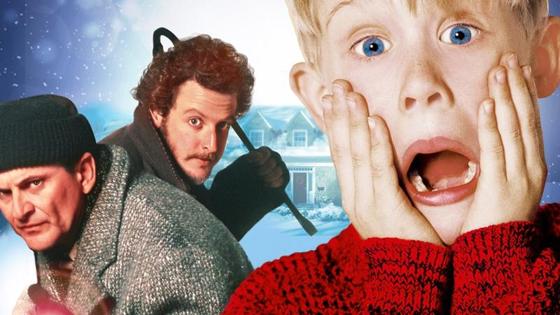 how to watch home alone 2 3 4