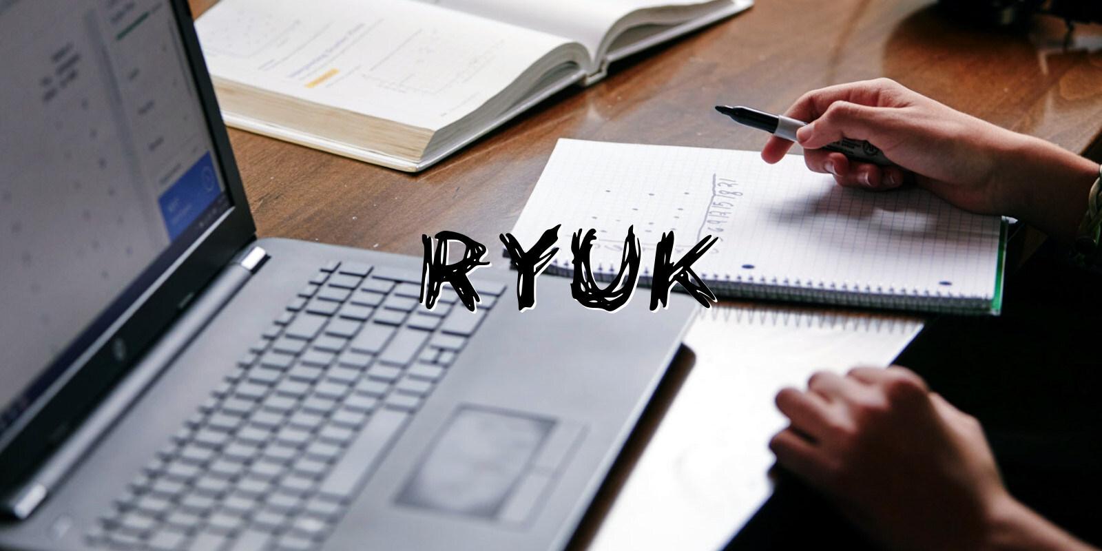El gigante de la educación en línea K12 paga a Ryuk ransomware para detener la fuga de datos