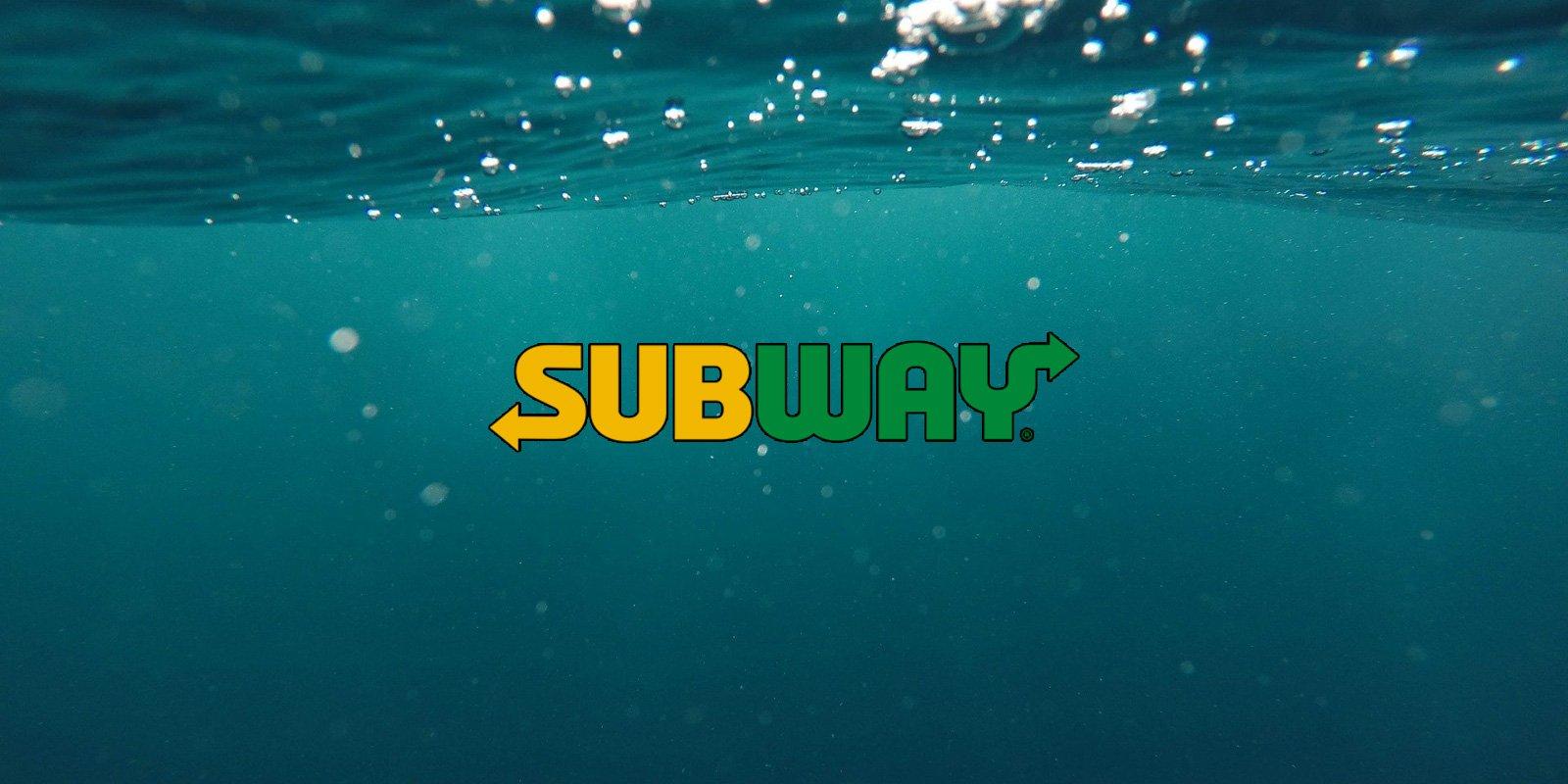 Subway phishing