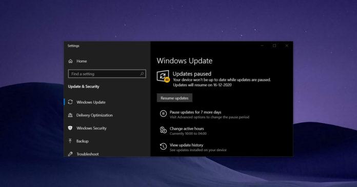 Windows 10 KB4592449update