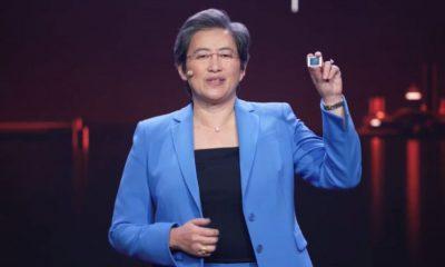 AMD anuncia los procesadores móviles Ryzen 5000