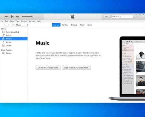 Apple prepara Apple Music para Windows 10