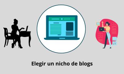 Elegir un nicho de blogs