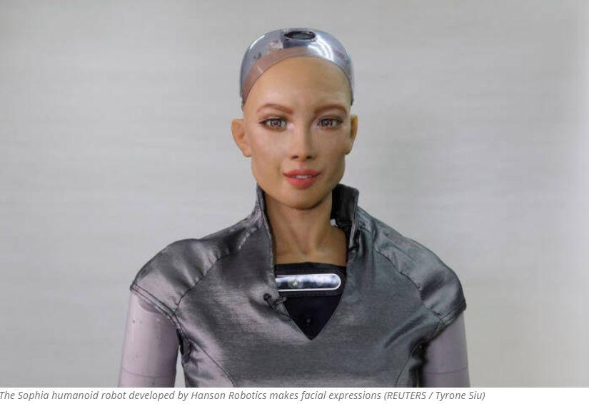 FOTO Robot humanoide será producido en masa
