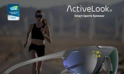 Módulo de visualización frontal ActiveLook Tiny para gafas inteligentes