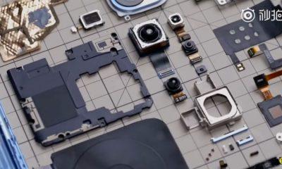 Xiaomi Mi 11 se desmonta y se transforma en un dragón mecánico