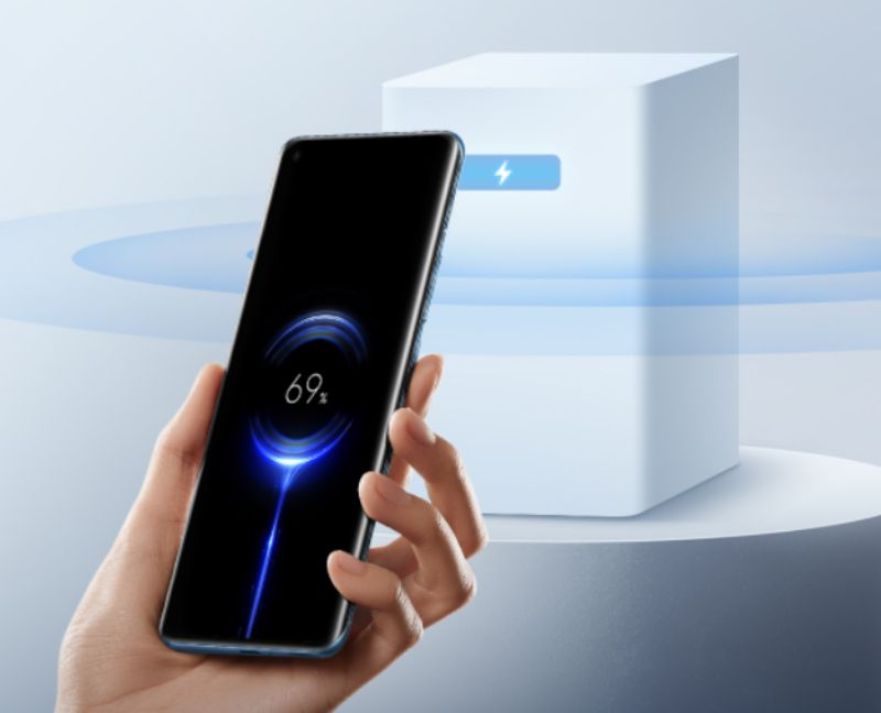Xiaomi presenta la tecnología Mi Air Charge, Can Cas Smartphone a través del aire