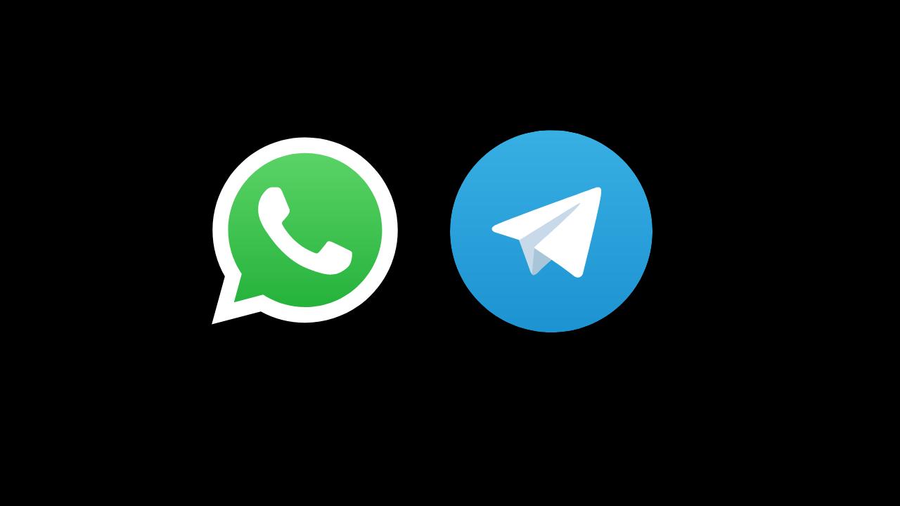cómo mover chats fácilmente de WhatsApp a Telegram