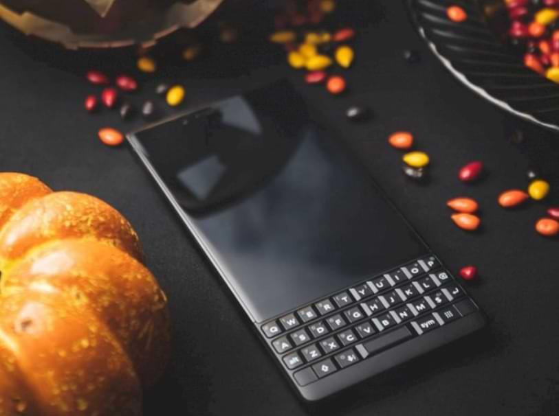 BlackBerry lanza de nuevo el teléfono con teclado Qwerty y conectividad 5G