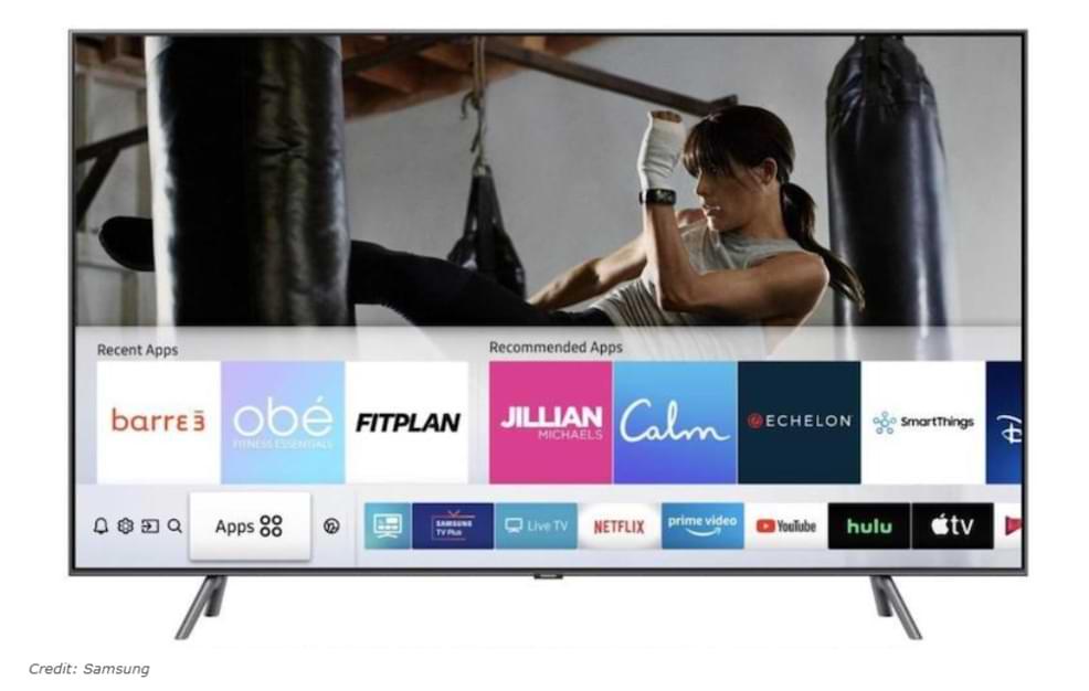 Descargue e instale aplicaciones de terceros en Samsung Smart TV