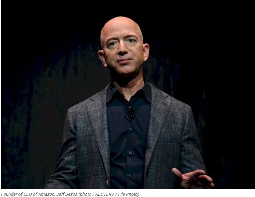 Jeff Bezos renuncia a su puesto como CEO de Amazon a fines de este año