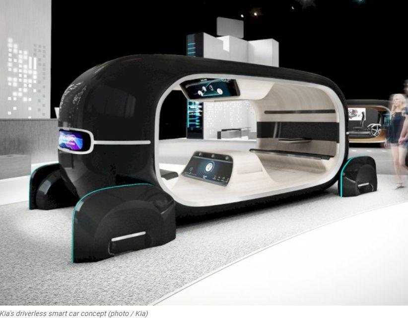 Rumor Apple Car fue diseñado para no tener ningún conductor