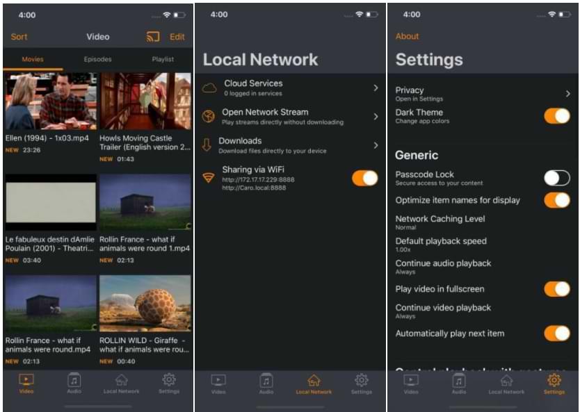 VLC 4.0 llegará este año, traerá nuevos estilos de interfaz de usuario y agregará funciones