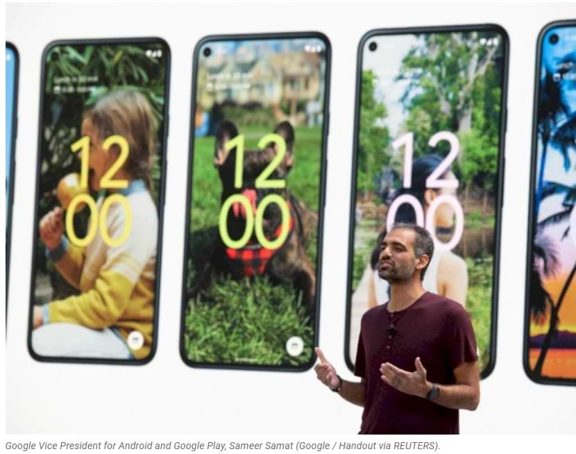Android 12 se lanza oficialmente, eche un vistazo a algunas de sus nuevas características