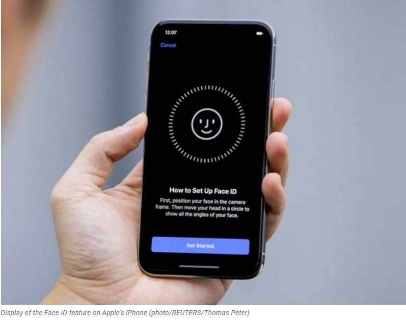 Apple quiere 'eliminar' contraseñas usando Face ID y Touch ID