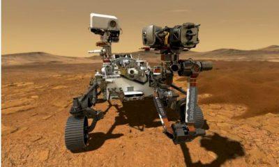 El Perseverance Rover de la NASA ahora está buscando activamente signos de vida en Marte