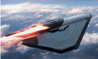 Este avión hipersónico puede volar más de 14.000 km hora, hasta el fin de la tierra en solo 1 hora