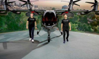 Futuro más cerca, Archer lanza oficialmente Flying Taxi Tak