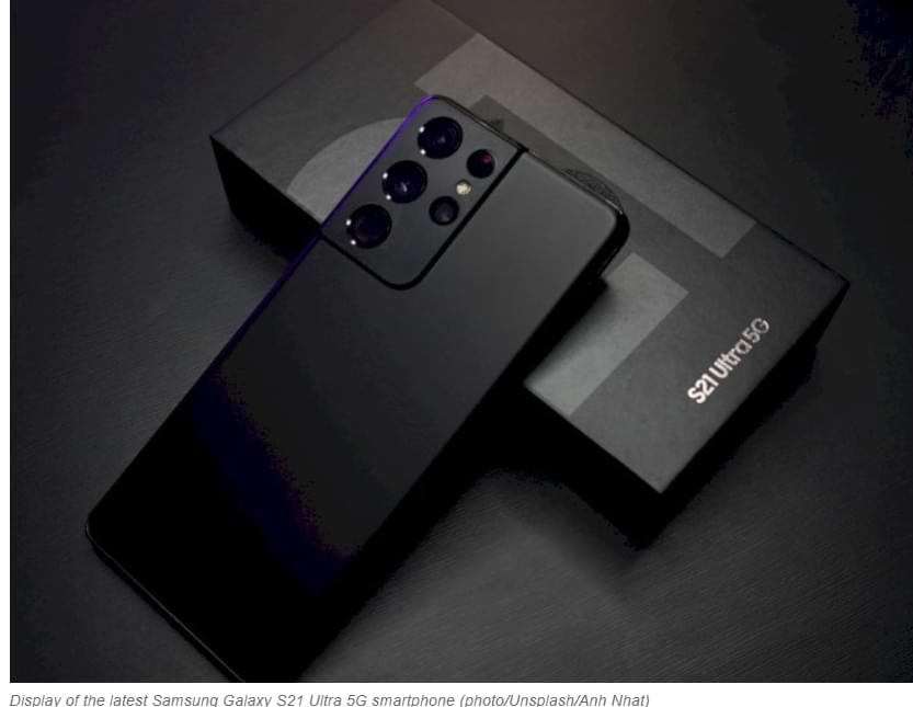 La aplicación predeterminada en este teléfono inteligente Samsung resulta tener un agujero de seguridad
