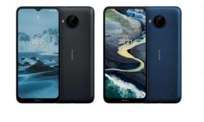 Nokia C20 Plus anunciado, usa Android Go, pantalla de 6.5 pulgadas y batería de 4.950 mAh