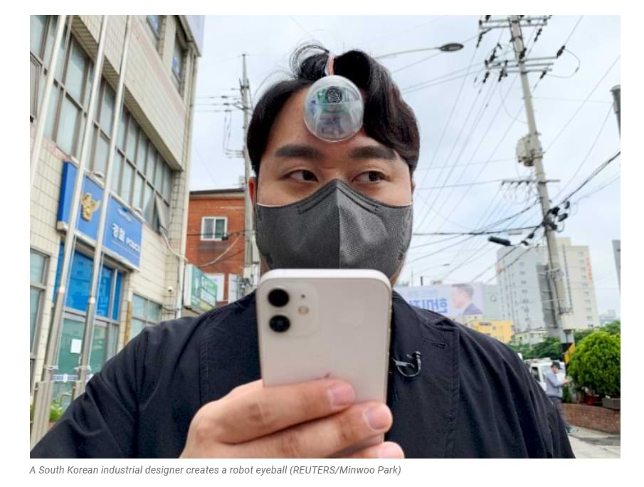 Presentado, 'Third Eye' para 'Phone Zombies' roba la atención
