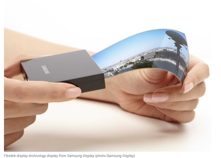 Samsung pronto producirá pantallas OLED flexibles para Google, Vivo y Xiaomi