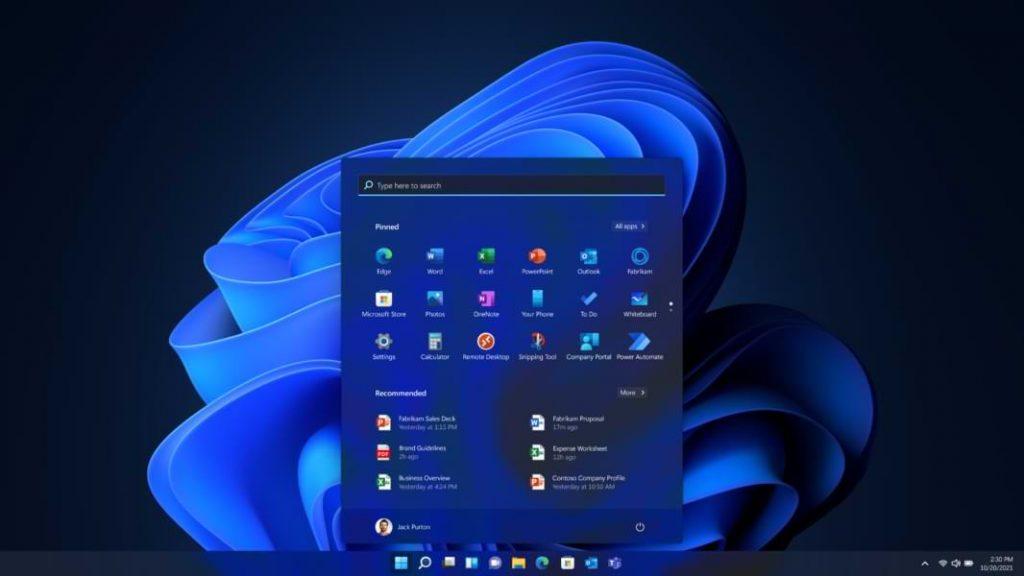 Se prevé que Windows 11 se lance el próximo 20 de octubre