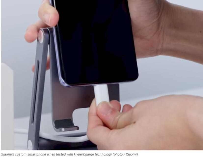 Xiaomi presenta HyperCharge 200W inalámbrico y 120W inalámbrico