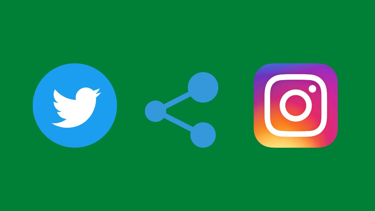 Cómo compartir tweets en historias de Instagram