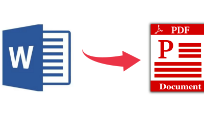 Cómo convertir Microsoft Word a PDF, muy fácil