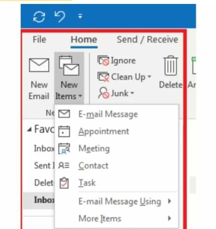 Cómo crear y enviar correos electrónicos en Microsoft Outlook