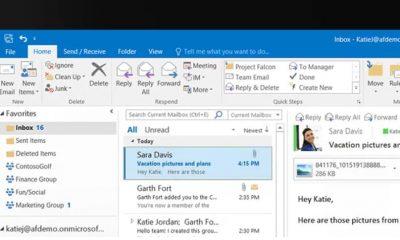 Cómo insertar gráficos o animaciones en firmas de correo electrónico de Outlook