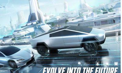 El último juego PUBG Mobile 1.5 presenta Tesla Cybertruck y Model Y