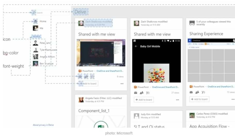 Microsoft Office tiene una nueva interfaz de usuario futurista