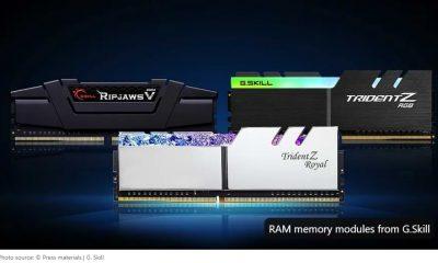 Cambios positivos en el mercado. RAM finalmente se está volviendo más barato