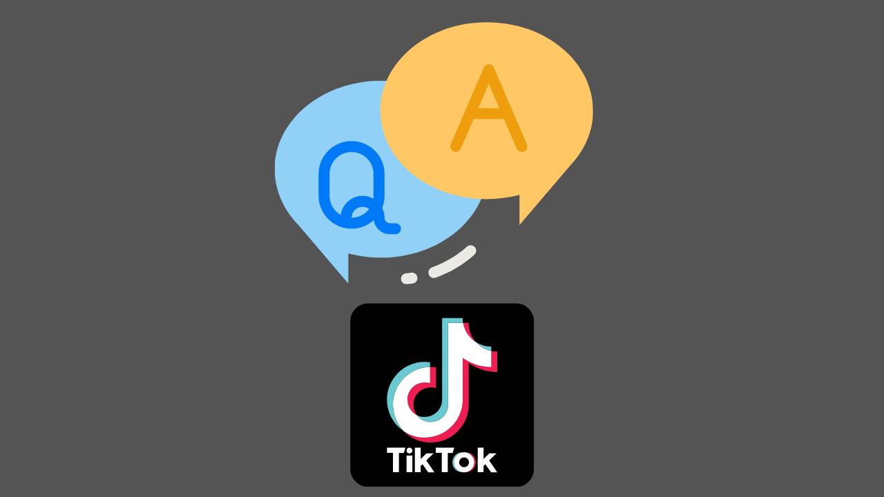 Cómo agregar la función de preguntas y respuestas en el perfil de Tiktok, el creador de contenido debe saber
