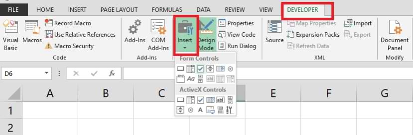Cómo eliminar la casilla de verificación en Excel