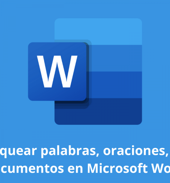 Cómo bloquear palabras, oraciones, párrafos, documentos en Microsoft Word