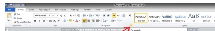 Cómo cambiar el tipo de fuente de Microsoft Word