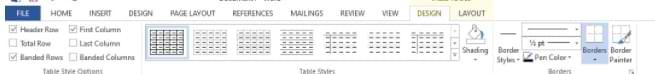 Cómo crear rápidamente una tabla en Microsoft Word