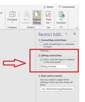 Cómo hacer Microsoft Word UnediDable