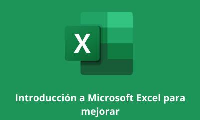 Introducción a Microsoft Excel para mejorar